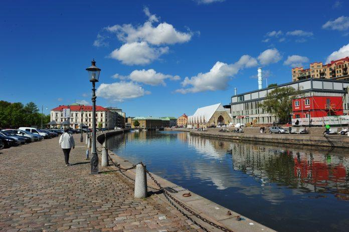 Gothenburg, Sweden City Sightseeing hop on hop off tours