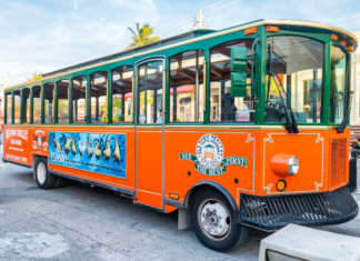 Promo code, discount ticket to Key West Trolley Tour