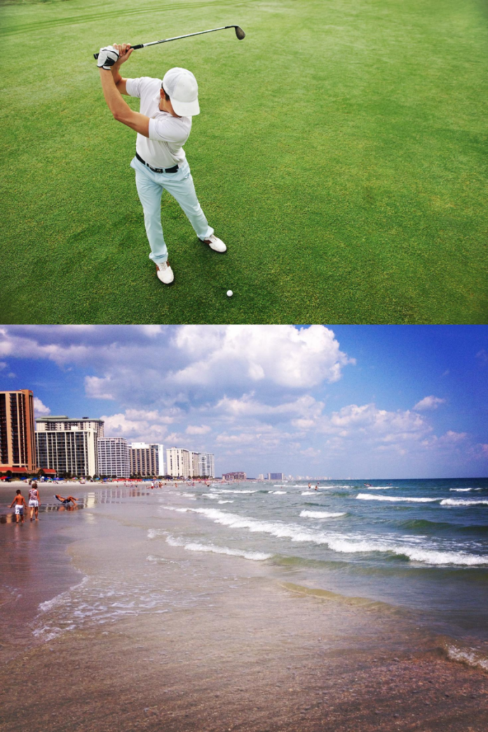 Enter 2020 Play With A Pro Giveaway & win a free trip to Myrtle Beach, South Carolina