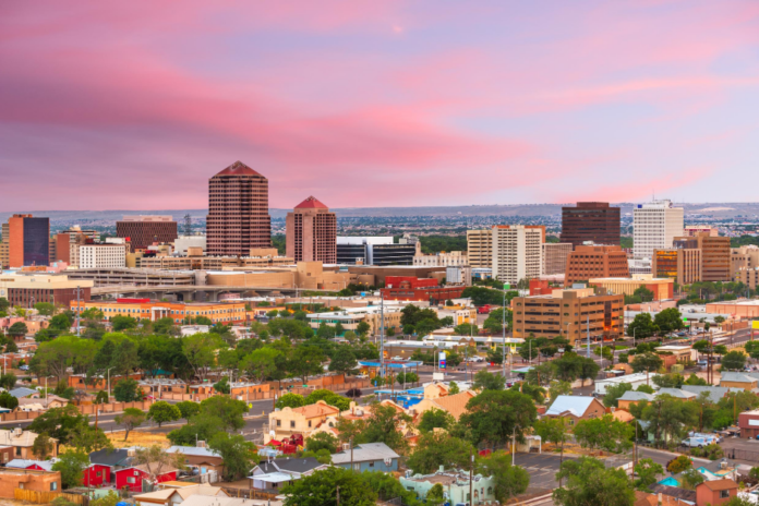 Discounted nightly rates of Albuquerque, NM hotels