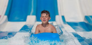 Discounted admission to Henderson, Nevada water park, Cowabunga Bay