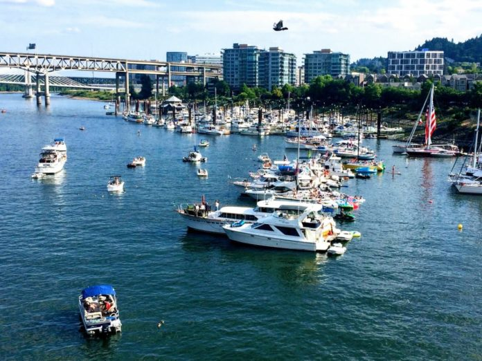 Coupons for cruises, sailboats in Portland, Oregon