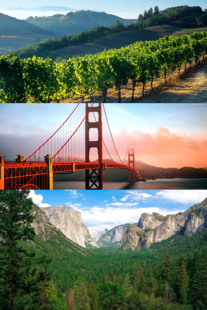 Win A Free Vacation in San Francisco, Napa & Yosemite