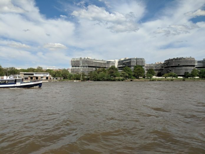 Discount price for Capital River Cruises a narrated cruise on the Potomac in Washington, D.C.