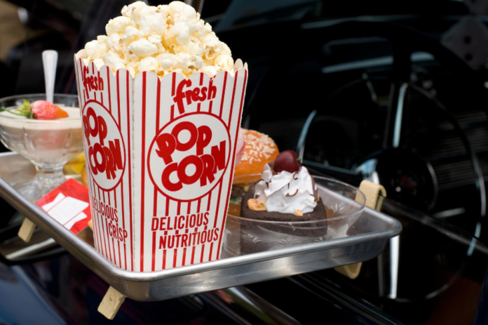 Discounted admission to Chicago Drive-In theater in Hoffman Estates