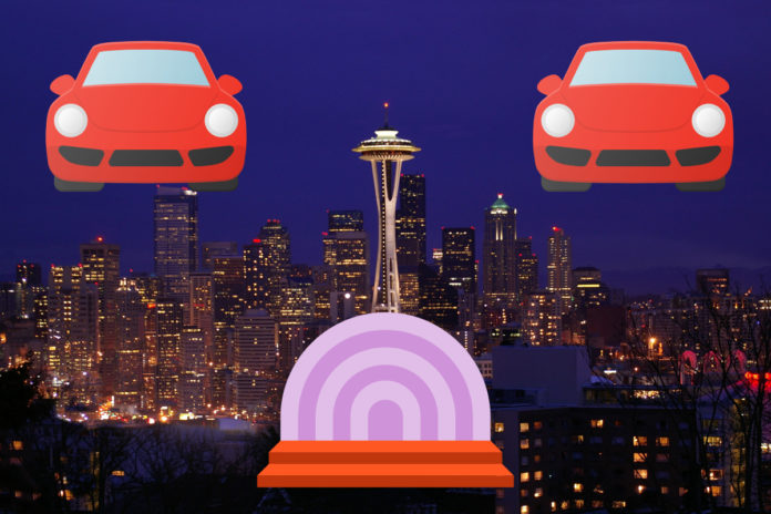 Coupon for Drag N Drive Seattle with RuPaul Drag Show queens