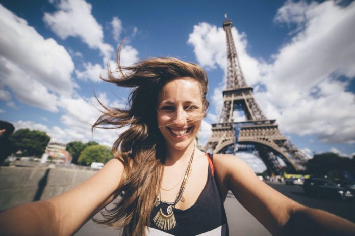 Travel contest winner gets a free vacation in Paris, France