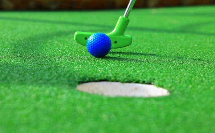 Coupon for The Sand Trap mini-golf in Ship Bottom, New Jersey