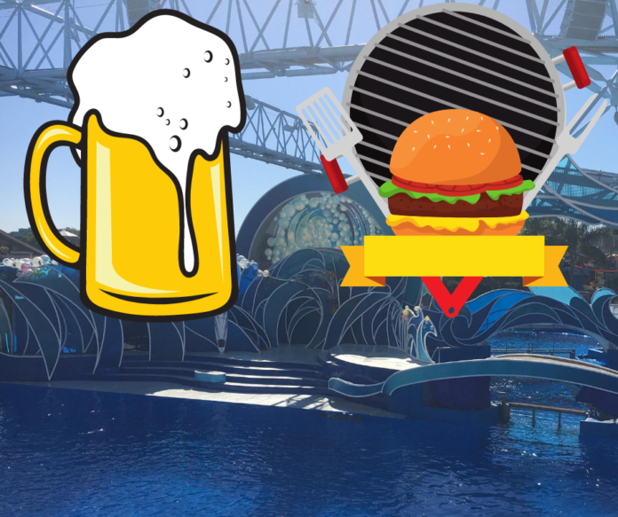 Learn how to get discounted tickets, make reservations & attend the new SeaWorld San Diego Zoo Days: Bayside BBQ & Brews event