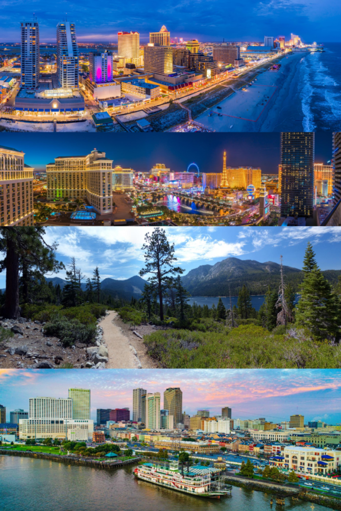 How to win a free vacation in Lake Tahoe, Las Vegas, New Orleans or Atlantic City