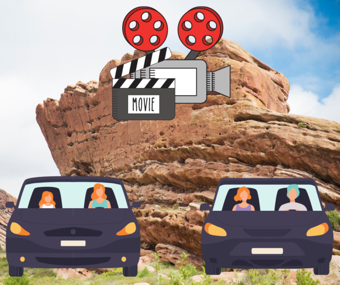 Denver's Film on the Rocks drive in 2020 event tickets