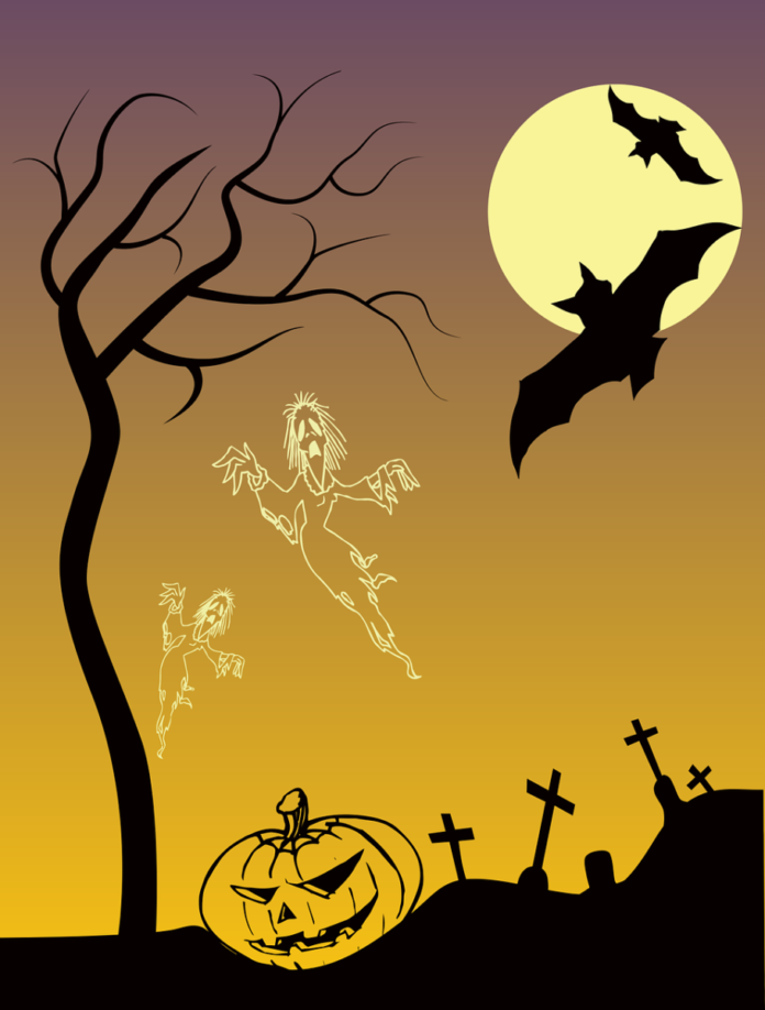 Promo code for drive through Halloween event in Decatur, GA kid-friendly and PG-13 versions