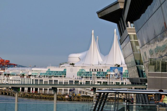 Discount price for Flyover Canada in Canada Place in Downtown Vancouver