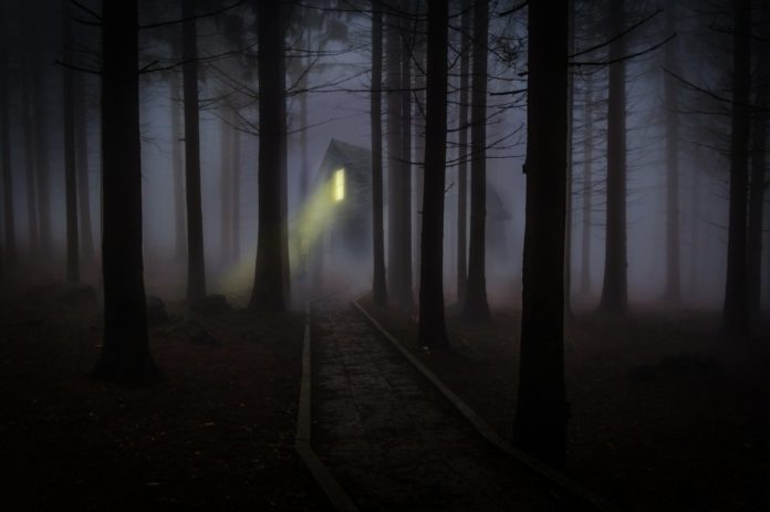 Discounted admission to Haunted Trail at Haunted Hill in Brook Park, MN