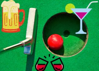 50% off Hole 19 Miniature Golf Bar pop up experience in Las Vegas, Nevada