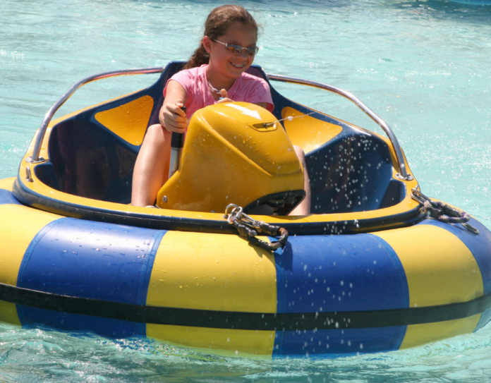 Discounted go-karting and bumper boats at Lilli Putt in Coon Rapids, Minnesota