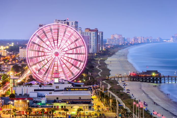 Travel guide & tips on how to save money on hotel nightly rates in Myrtle Beach, SC