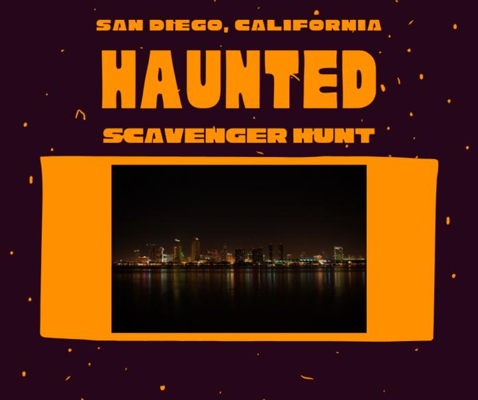 Puzzling Adventures's Haunted Scavenger Hunt in San Diego, California Discount Ticket