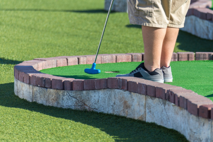 Promo code, discount ticket for Adventure Landing St. Augustine mini golf, golf-karting, batting cages & more