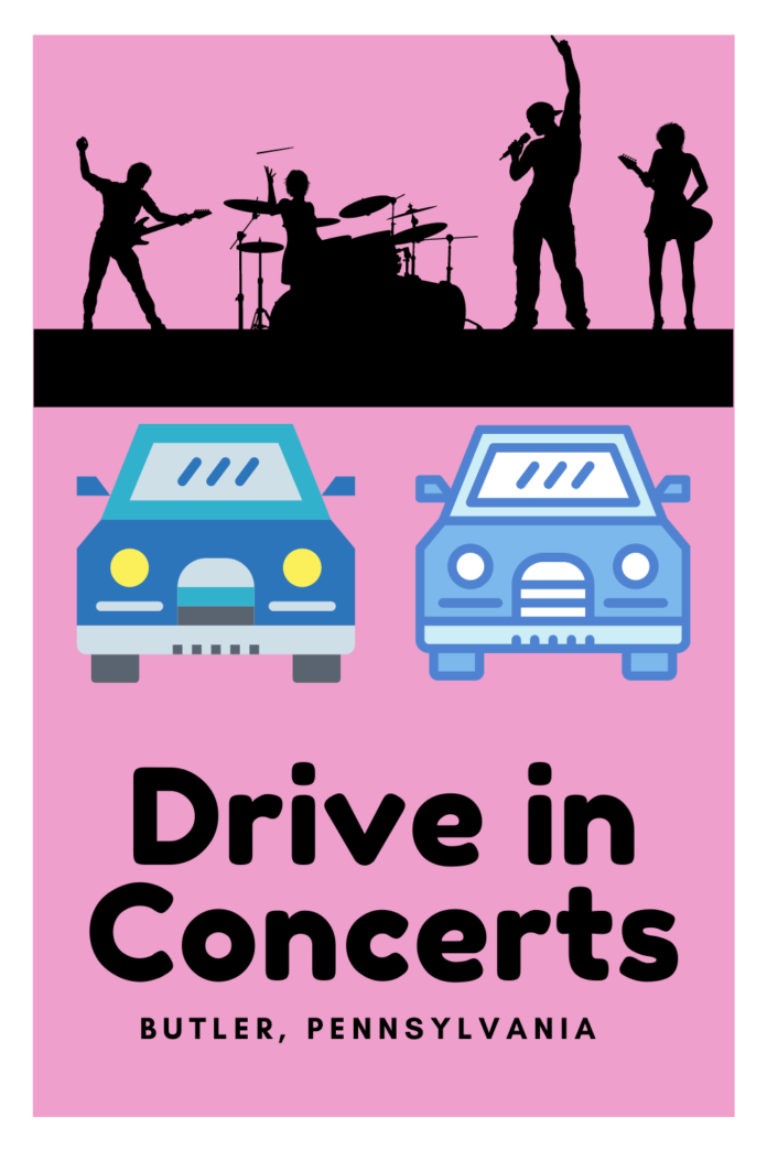 Discount tickets for the Starlight Drive-In in Butler, Pennsylvania