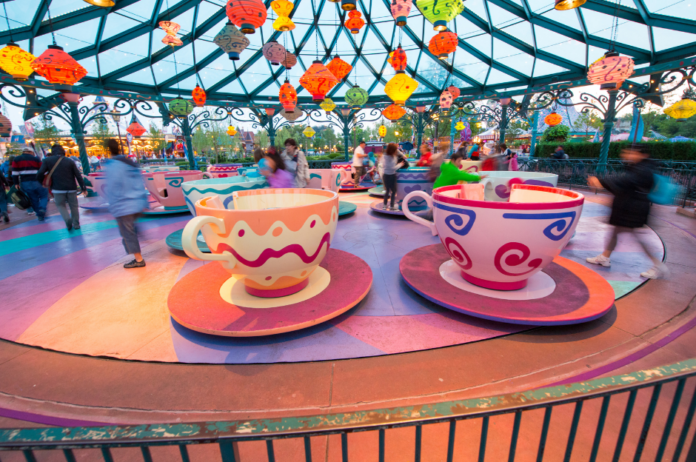 Get a free Eurochannel Crossing with a Disneyland Paris package with the Walt Disney Travel Company