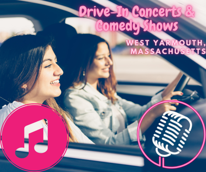 Drive-In Concerts & Comedy Shows In West Yarmouth, Massachusetts