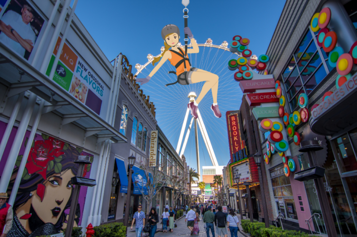 Promo code for Fly LINQ in Las Vegas