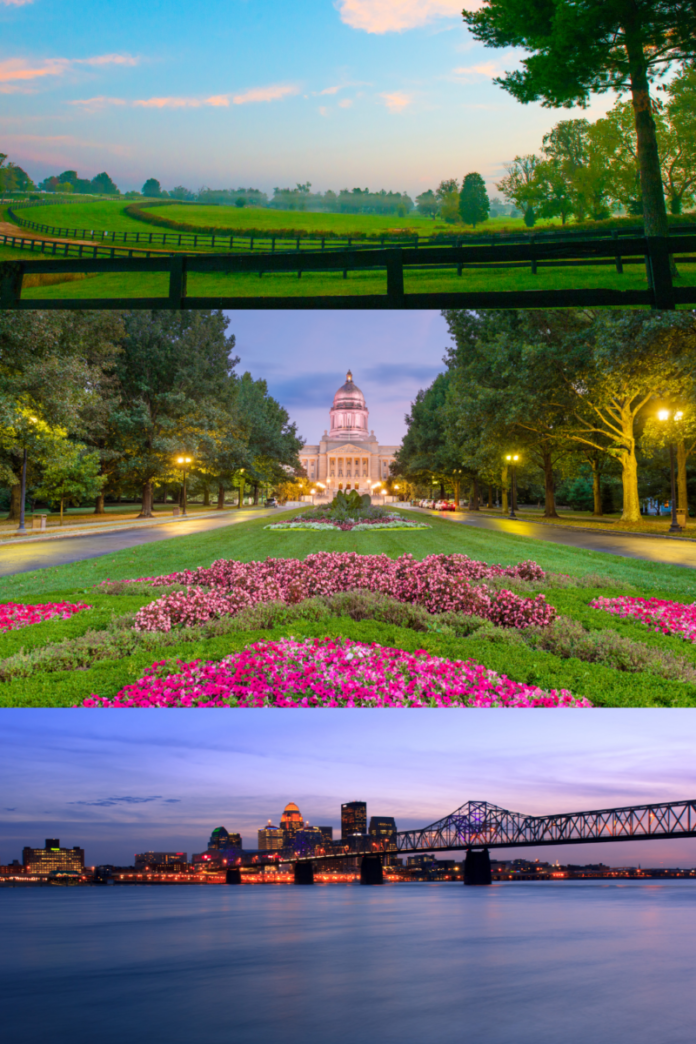 Travel deals for hotels in Kentucky: Lexington, Louisville, Frankfort, Corbin & Bowling Green