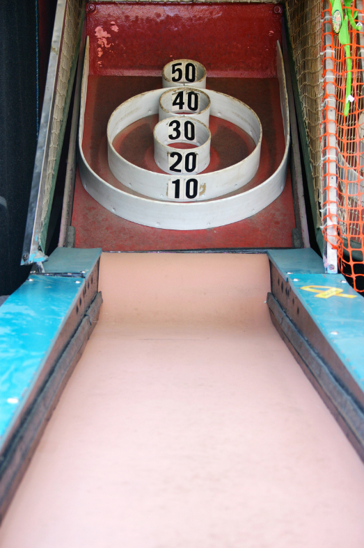 Discount tickets for Lulu's Beach Arcade at Barefoot Landing in Myrtle Beach