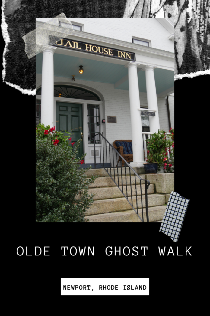 Paranormal travel tip: how to book a ghost walking tour in Newport, RI for the lowest available price