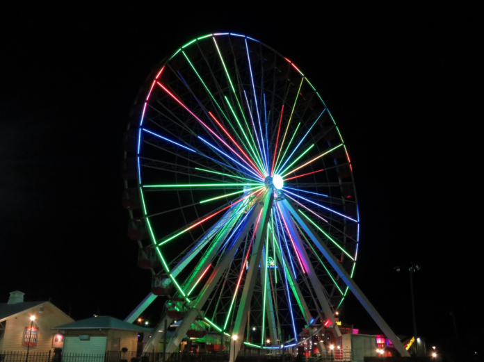 Coupon for Branson, Missouri Ferris Wheel