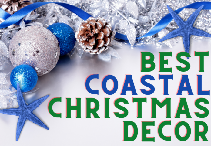Best Coastal Christmas Home Decor Items