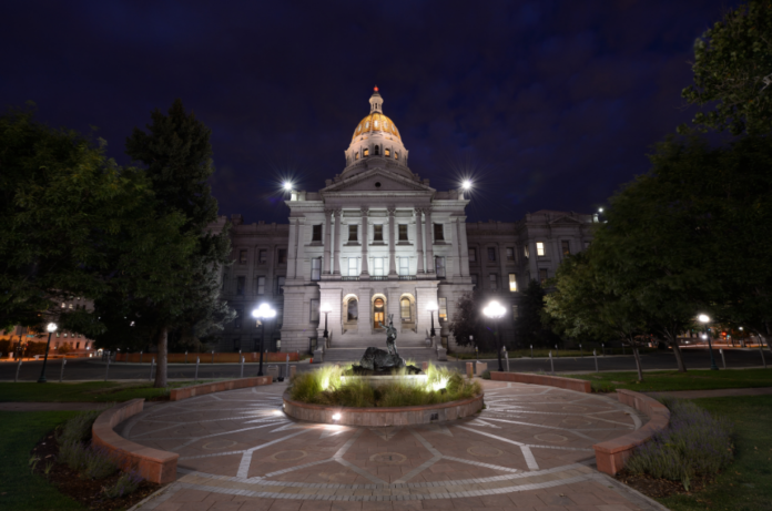 See Colorado Capitol Building & other haunted spots in Denver ghost tour