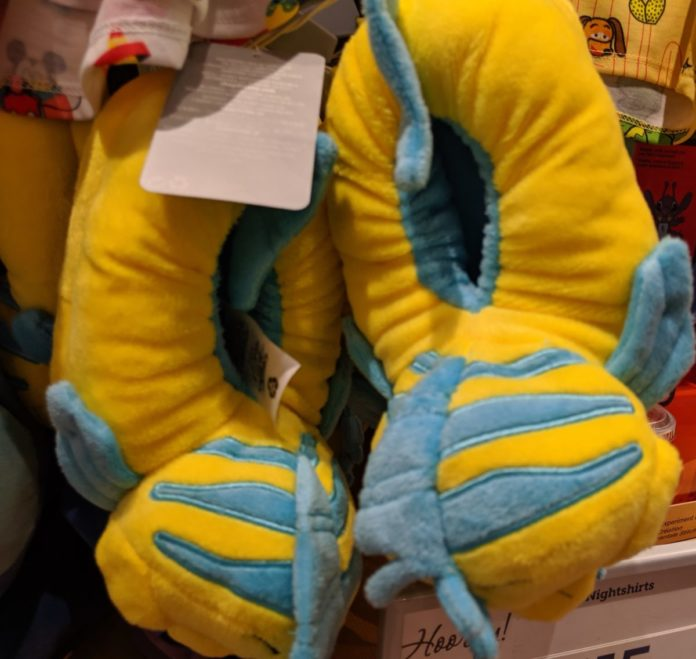 Best Disney children's slippers themed to Little Mermaid, Frozen, Moana, Cars, Toy Story, etc.