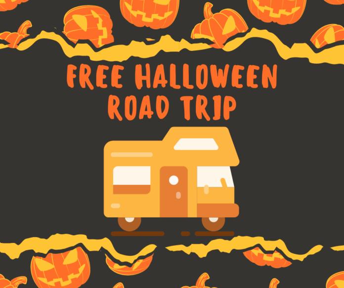 RVShare Halloween sweepstakes win a free RV trip