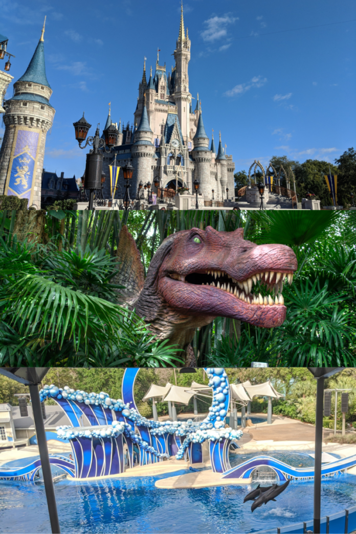 How to win a free family vacation in Orlando & See SeaWorld, Universal & Disney World