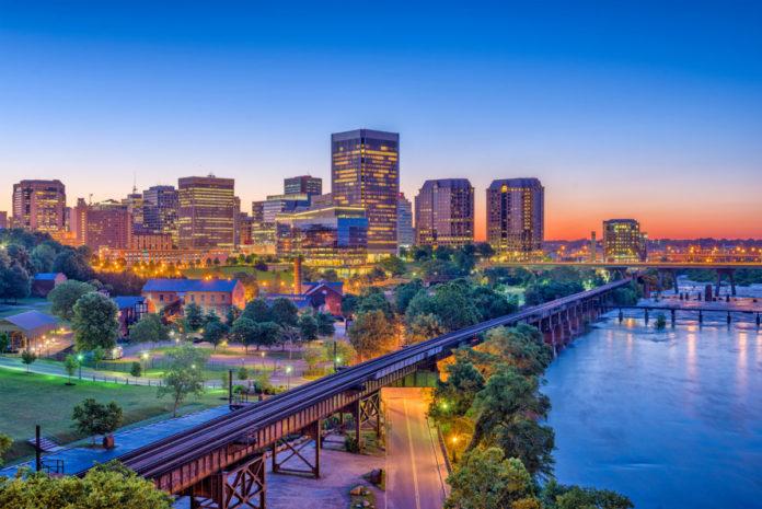 Richmond, Virginia, hotels under $100/night