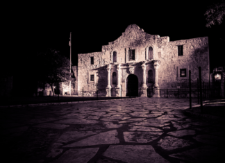 Lowest price available for haunted San Antonio ghost bus tour