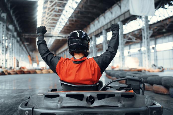 Speed Raceway in Philadelphia area discounted go-karting