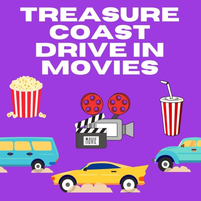 Discounted ticket for a Drive in Movie in Fort Pierce, Florida