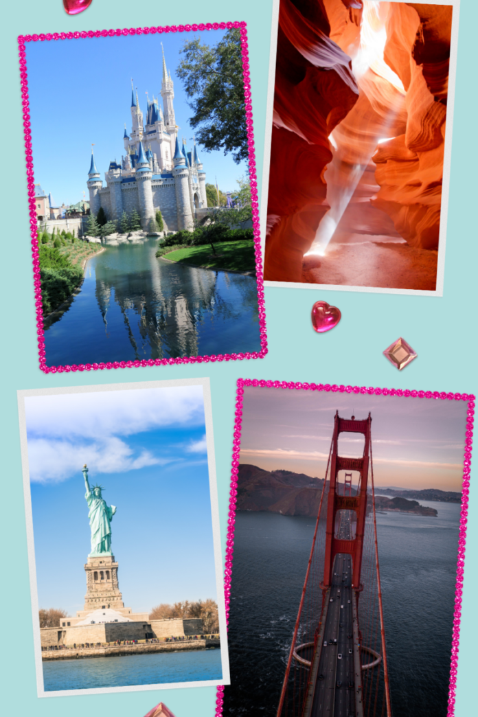 How to win a free vacation to a United States location of your choice