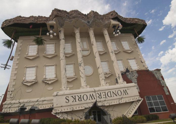 Promo code, discount ticket to WonderWorks in Panama City Beach Florida