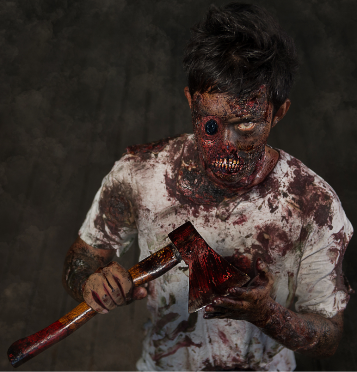 Millington, Tennessee Halloween zombie hunt discount admission