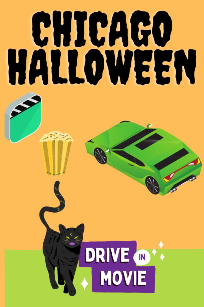 Chicago drive in Halloween movies discount code, voucher