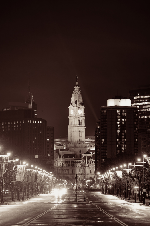 An R-rated tour of Philadelphia, Pennsylvania & its history