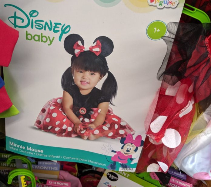Best Disney costumes for babies great for Halloween, visiting Disney World or Disneyland