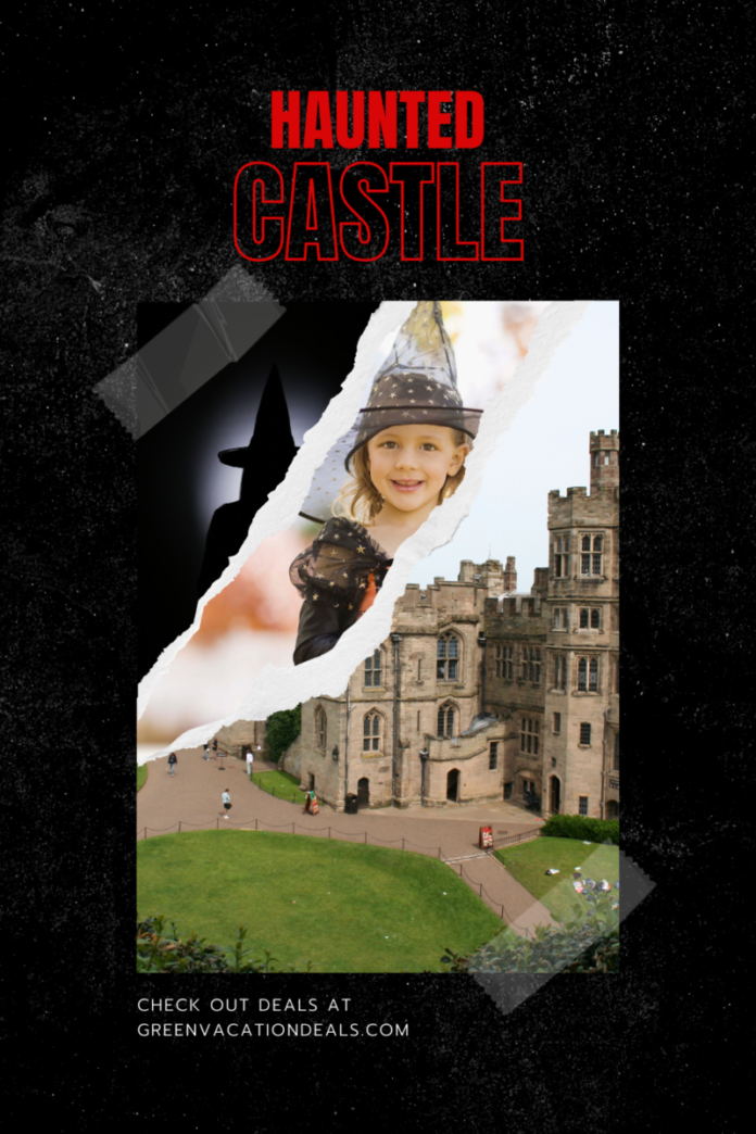 Discount tickets for Warwick Castle's Halloween event Haunted Castle