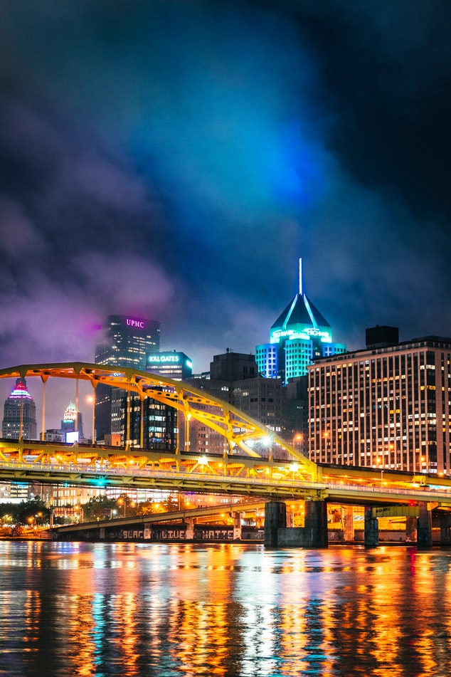 Walking ghost tour in Pittsburgh, PA hear ghost stories, visit haunted locations