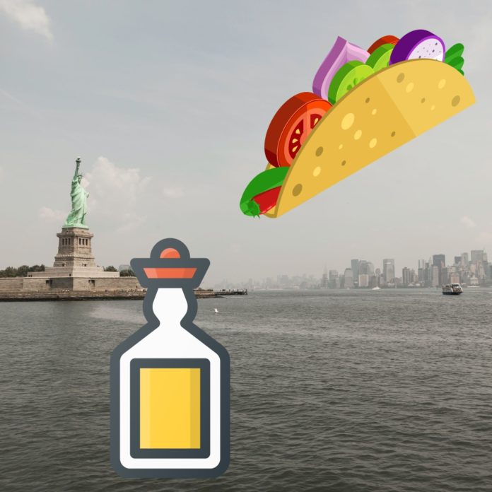 Tacos & Tequila Afterwork Sailing Cruise NYC Discounted Admission