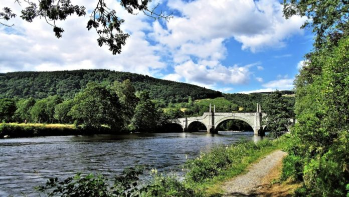 Enter Aberfeldy - The Golden Ticket Sweepstakes & Instant Win Game for a free Scotland vacation